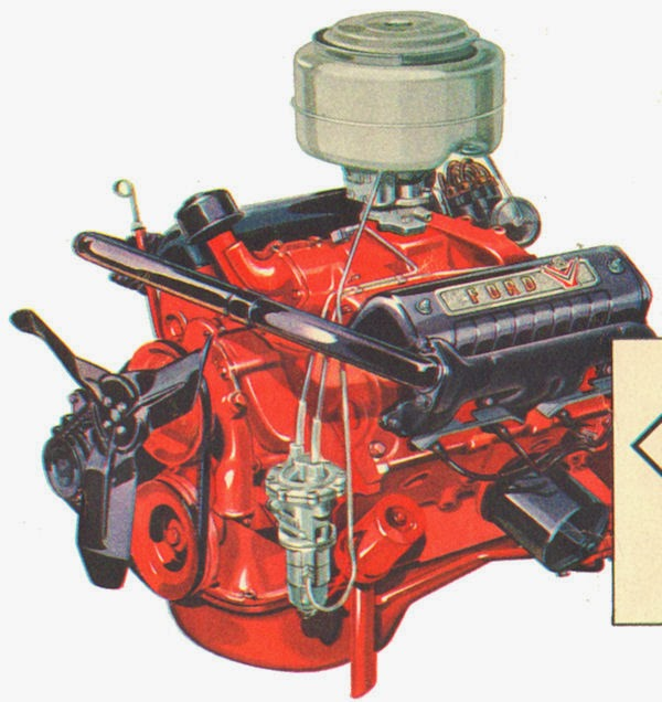 1954 f100 wiring diagram