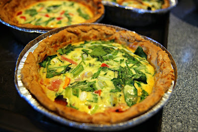 Mini Quiche by 4H Cooking Kids