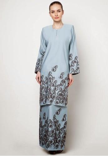 Model Baju Kurung Moden Terbaru 2014 Terbaru 2016
