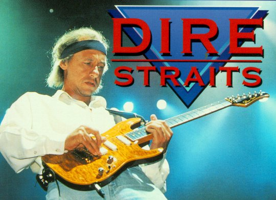 Dire Straits On Every Street скачать торрент