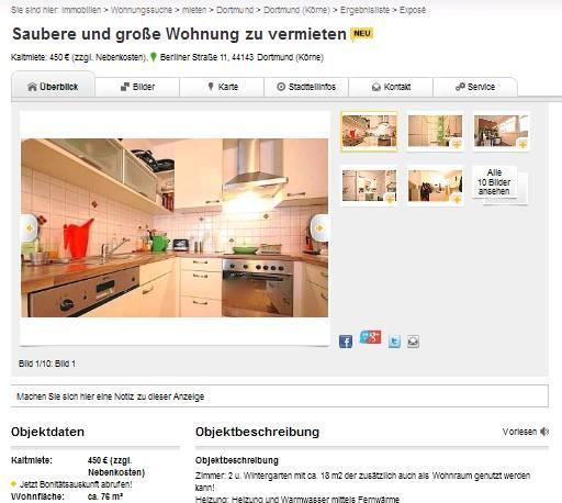 Facebook Wohnung Vermieten : saubere und gro e wohnung zu ~ Lizthompson.info Haus und Dekorationen