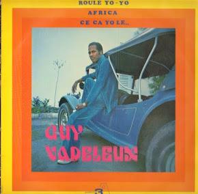GUY VADELEUX LP( MELO DE AFRICA)