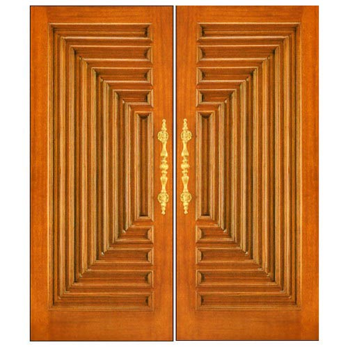 10 wooden door designs ideas for home houses for Wooden door designs for houses