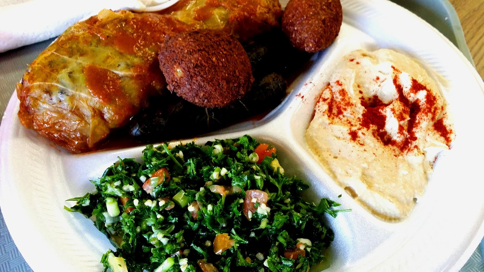 True foodie sound bites shawkat 39 s restaurant bakery for Authentic lebanese cuisine