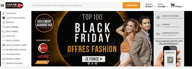 Le black Friday de Jumia avec leurs promesses de oufs