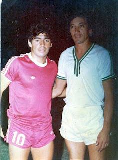 Oriente Petrolero - Diego Armando Maradona, Estanislao Franco - Club Oriente Petrolero
