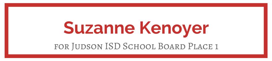 Suzanne Kenoyer for JISD