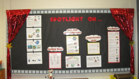 hollywood classroom theme clutter free classroom resources