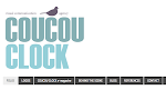 COUCOU CLOCK'S WEBSITE