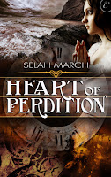 Book cover of Heart of Perdition by Selah March