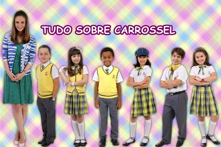 Tudo Sobre Carrossel