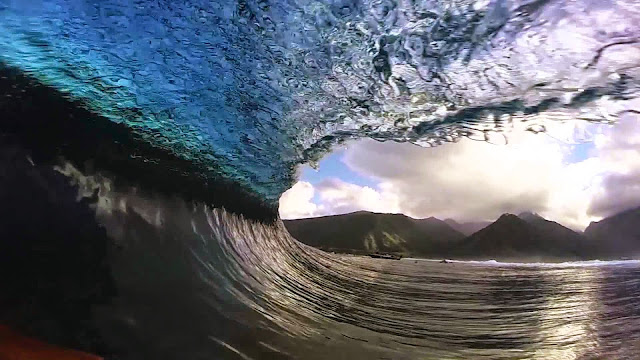 Jadson Andre GoPro Challenge - Tahiti - Second Entry