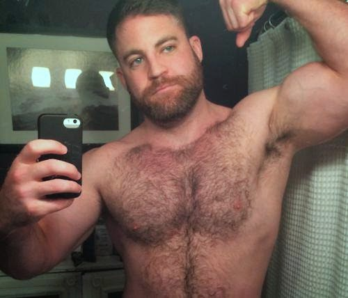 Gay Bear Daddy Hairy Armpits