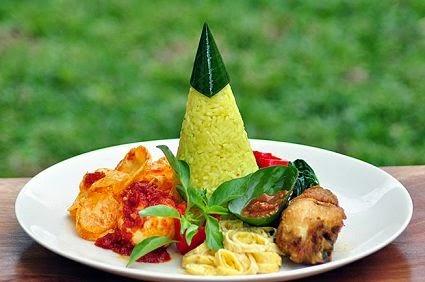 nasi kuning recipe