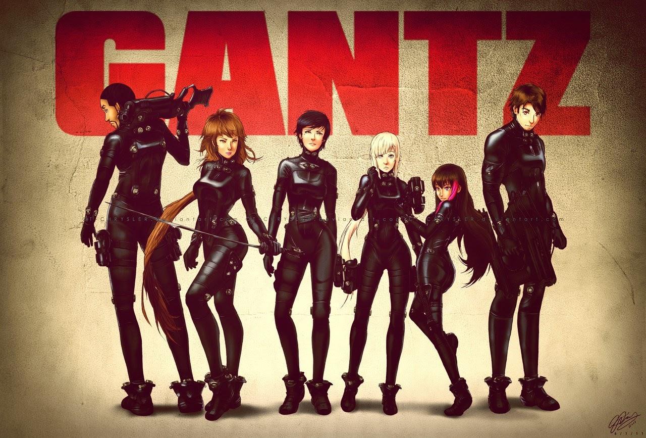 Gantz Wallpapers