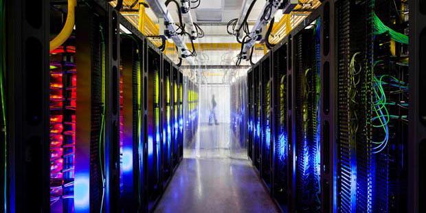 Google Data Center Photos