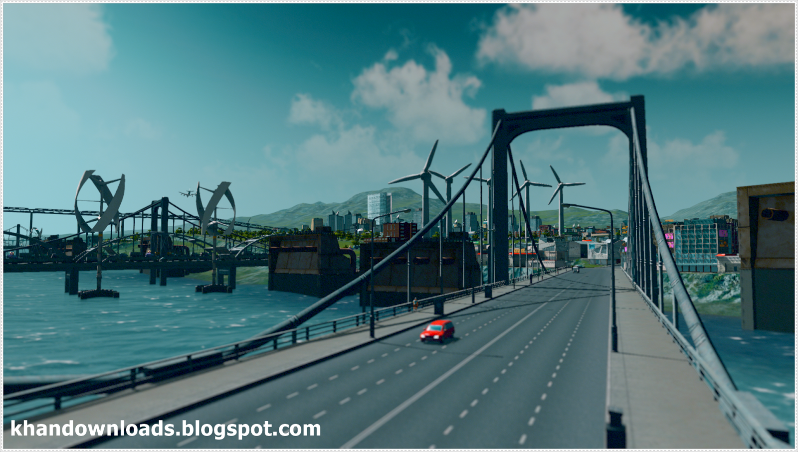 Cities Skylines Free PC Game Download