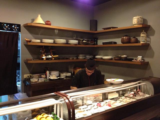 Mr.XD: 台中-二訪本魚日本料理