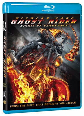 Ghost Rider Spirit of Vengeance (2011) 720p BluRay x264 DTS-WiKi