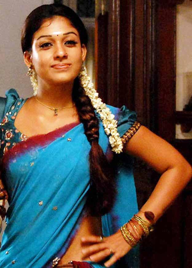 Nayanthara hot saree apologise, but