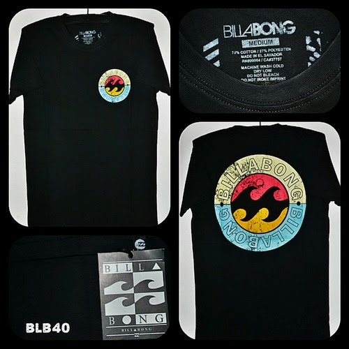 Kaos Surfing Billabong Kode BLB40
