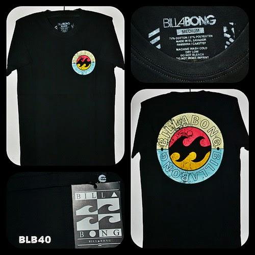 Kaos Surfing Billabong Kode BLB40