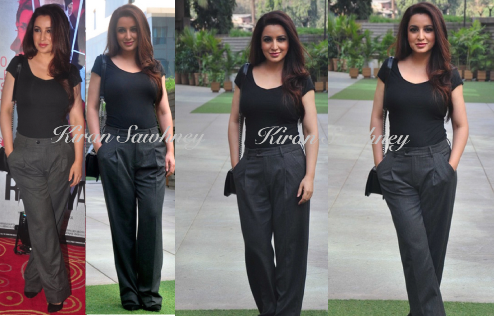 Tisca Chopra At Rahasya Press Meet