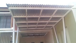 Pembuatan Atap Kanopi Surabaya