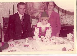 Isidro José Montoto Señaris, Luis Mototo y Luisa Lopez de Montoto
