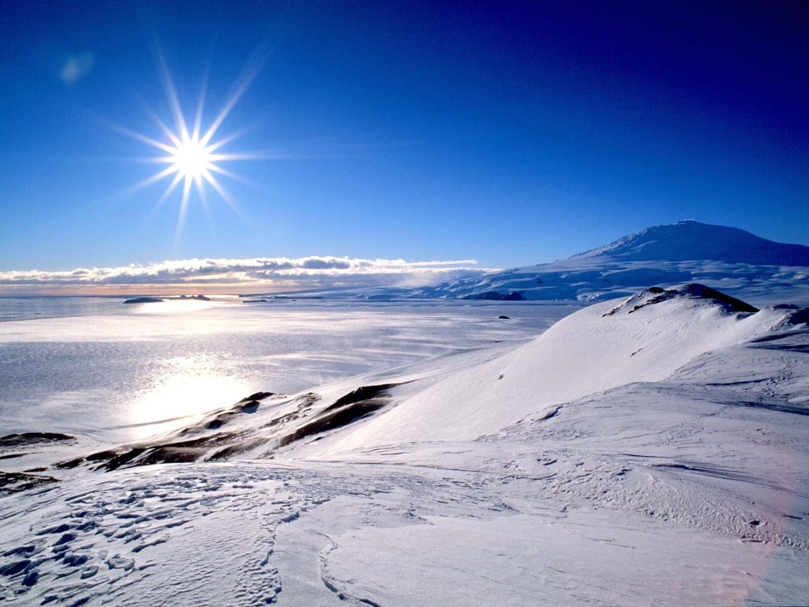 mount erebus great mountain