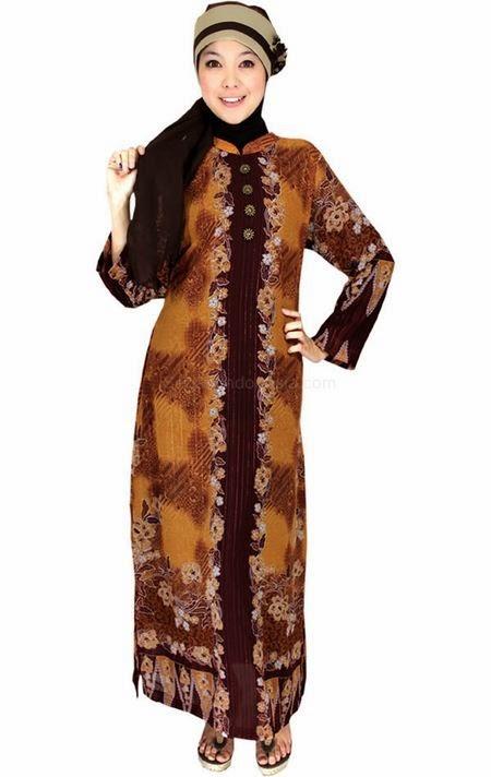 Info Baju Gamis Cantik Info Model Baju Gamis Terbaru