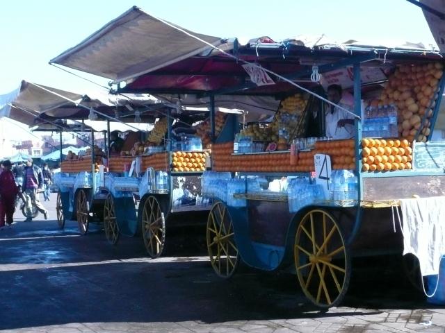 Rencontre pour voyage maroc