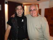 con Daniel Volpini