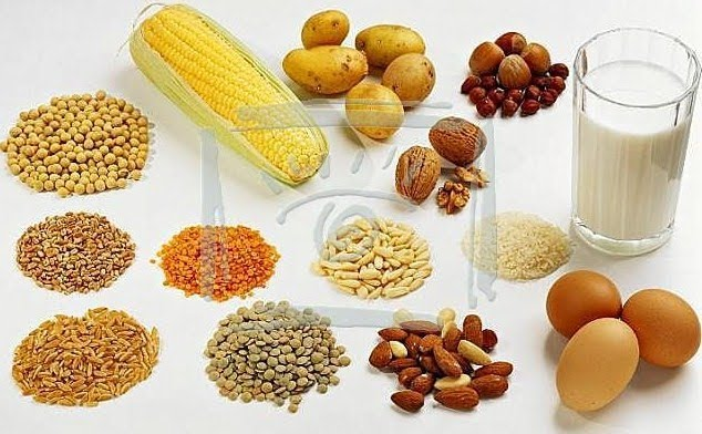 Food Containing Carbohydrates | Healthy Foods