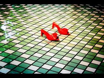 Sprookje :'Het rode schoentje'