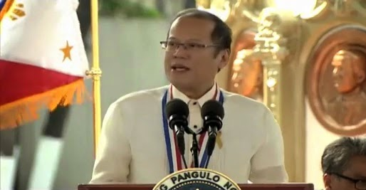 President Aquino delivers Independence Day 2014 speech in Naga City