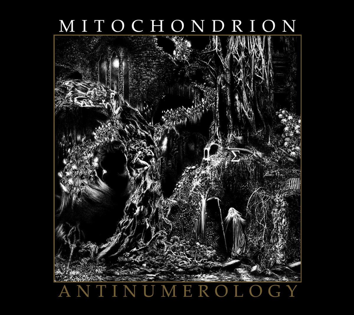 Mitochondrion - Antinumerology EP - CD Release Information & Stream.