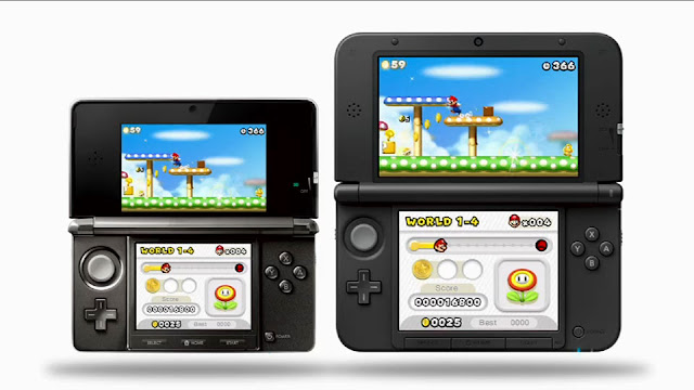 Nintendo 3DS vs 3DS XL