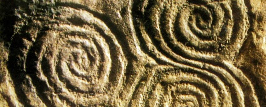 Spirala jako symbol rozwoju, także rozwoju osobowości człowieka