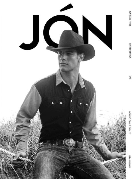 Frankie by Scott Teitler for JON Magazine No.3