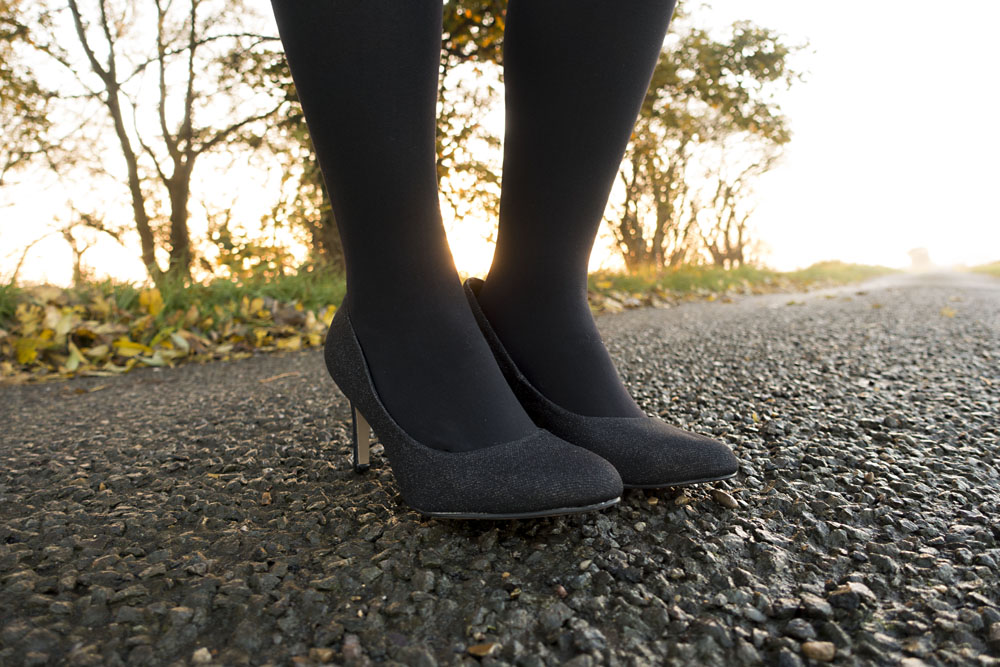 OOTD Sequins and Stilettos   #GeorgeChristmas