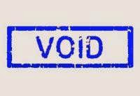 Void Betting