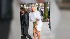 Lady Gaga a un petit problème vestimentaire à New York