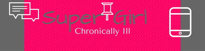 Super Girl Chronically Ill