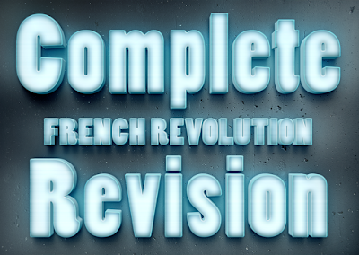Question Answers of the French Revolution