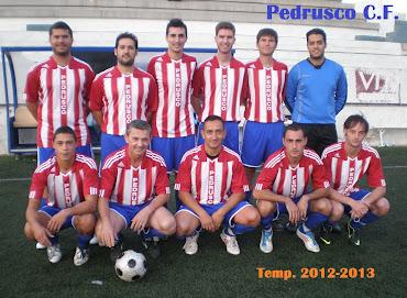 Pedrusco 2012-2013