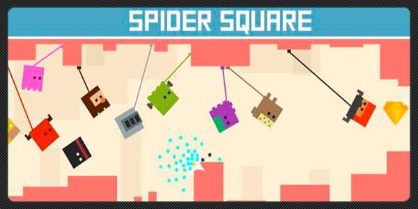 Spider Square v1.0.6 Apk Mod [Dinero]