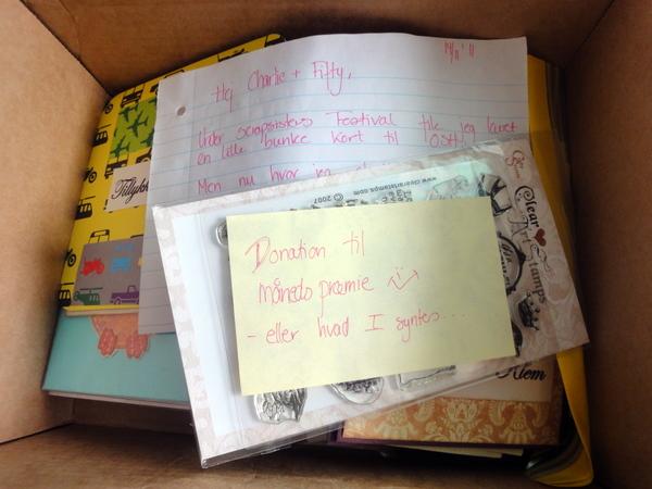 breve til venner
