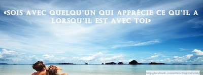 couverture facebook beau proverbe
