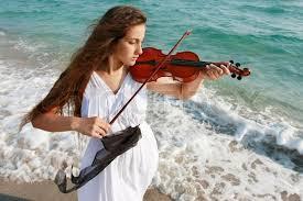 bieu dien dan violin